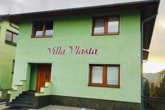 Villa Vlasta Karlovy Vary