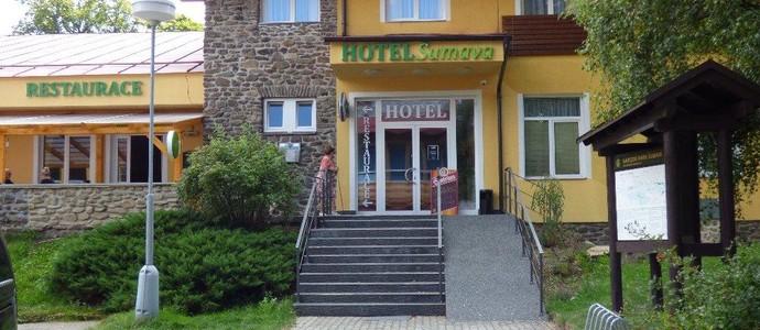 Hotel Šumava Zdíkov 1111547788