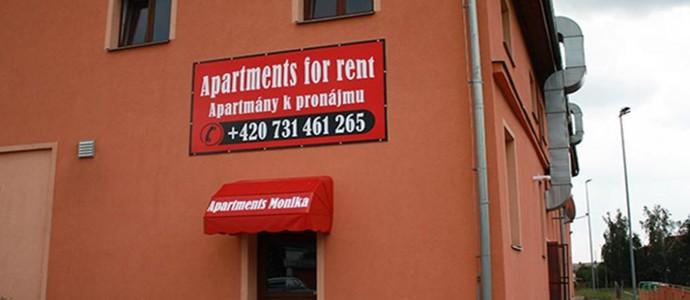 Apartmány Monika Chomutov
