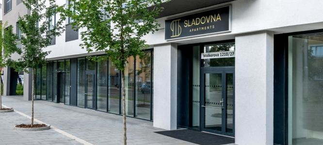 SLADOVNA Apartments Olomouc 1126220943