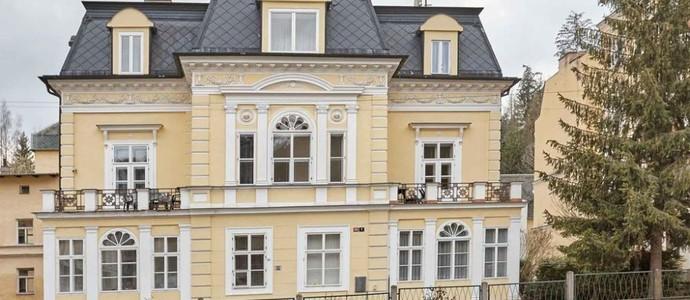 Apartmán Olga Mariánské Lázně