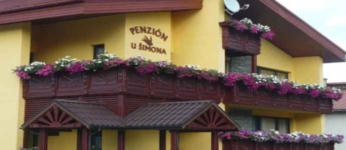 Penzion u Šimona Vernár