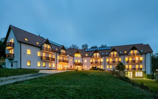 Seniorský pobyt v Krušných horách na 3 noci-Pytloun Wellness Hotel Hasištejn 1155090793