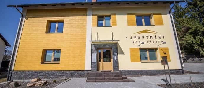 Apartmány pod Jeřábem Červená Voda 1122512478
