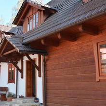 Penzion v Podhradí Štramberk