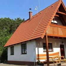 Rekreační dům Brdy Pod Svatou Annou - Ohrazenice