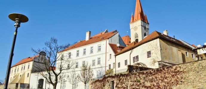 Apartmány v historickém centru, Znojmo