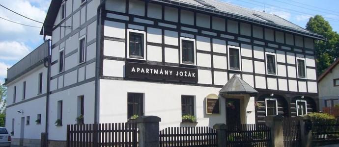 Apartmány Jožák Arnoltice