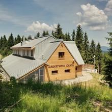 Masarykova chata na Beskydě Bílá