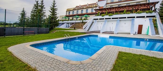 Resort Vyhlídka Šlovice Hřebečníky