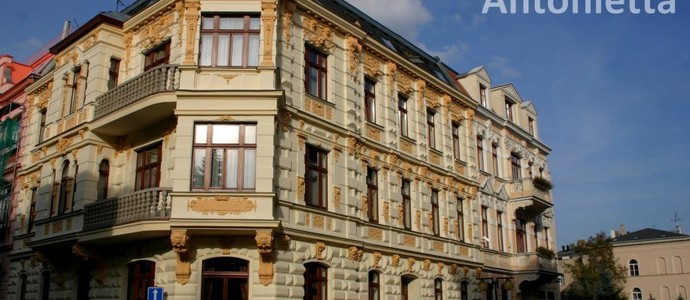 Hotel Antonietta Teplice 1125949445