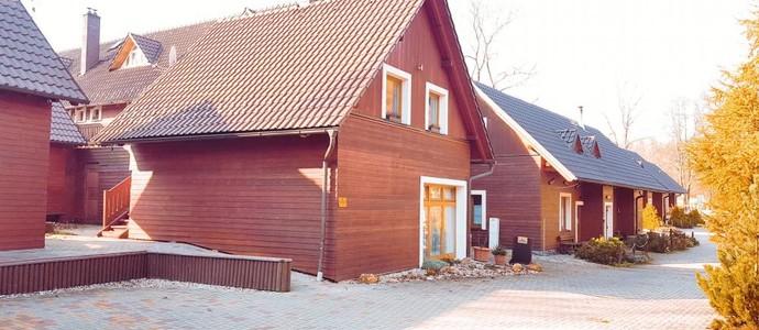 Chaty pod Pradědem Dolní Moravice