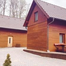 Chaty pod Pradědem - Dolní Moravice
