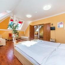 Hotel V Údolí Zlatého potoka Blšany 1122484648