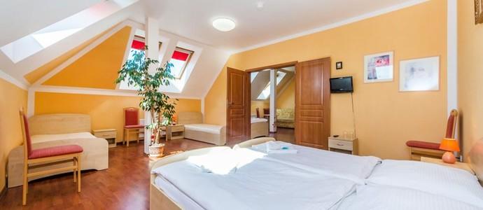 Hotel V Údolí Zlatého potoka Blšany 1125530035