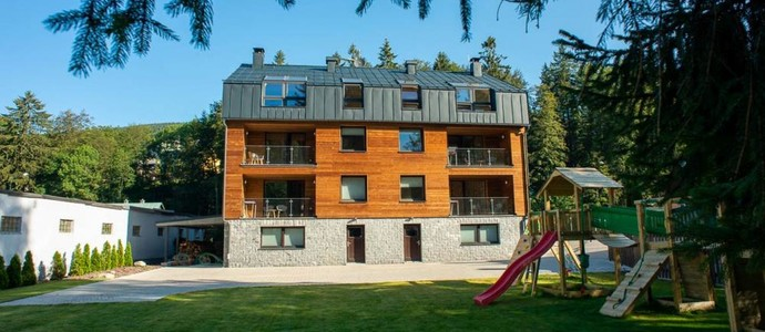 Apartmány Hromovka Špindlerův Mlýn