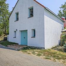 Ubytování - přední strana - Starovice