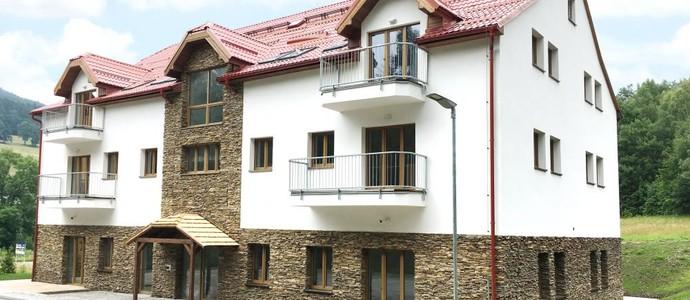 EFI ApartHotel Horní Lipová Lipová-lázně