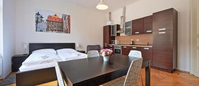 Butch Apartment Praha