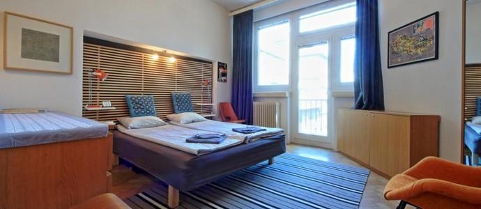 Czecho-Retro Apartment Praha