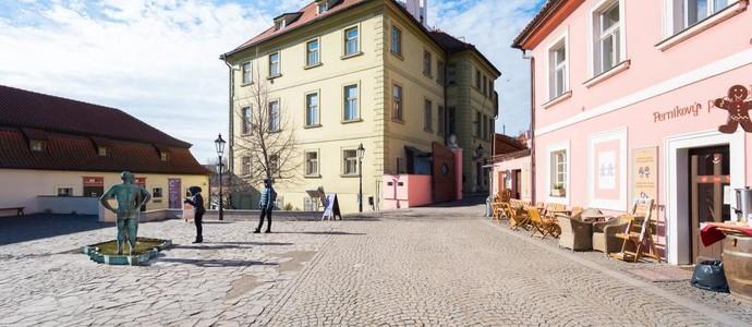 Kafka Apartment Praha