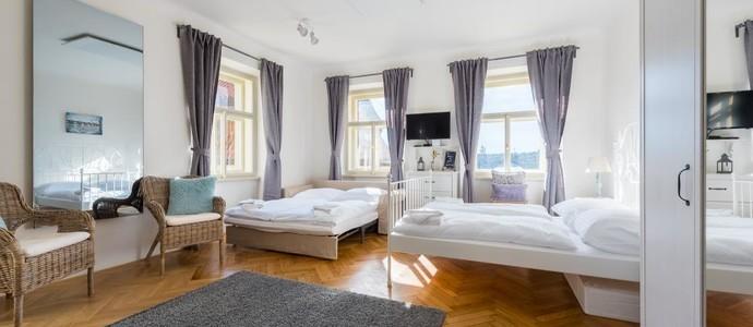 Kafka Apartment Praha 1116617658