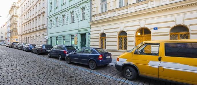 Meet of Prague Apartment Praha