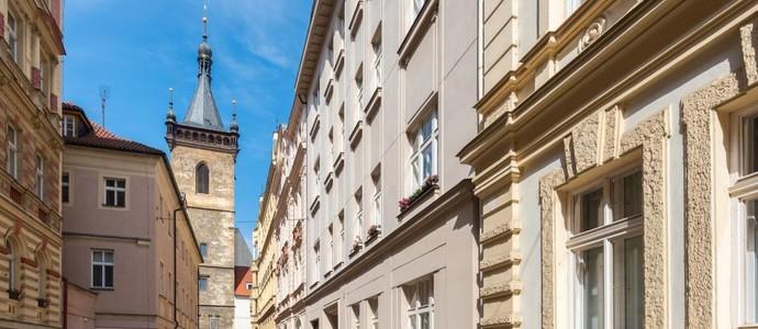 New Town Tower Studio Praha