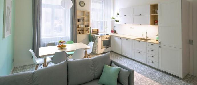 Pastel Apartment Praha 1117375516