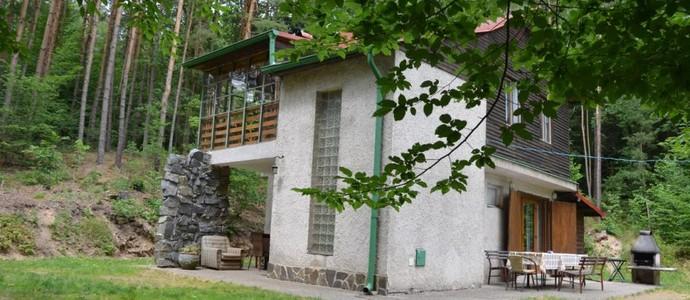 Chata Blaník Louňovice pod Blaníkem
