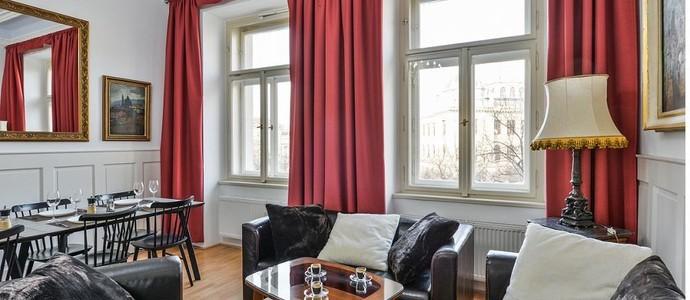 Museum Park Apartment Praha 1119159628