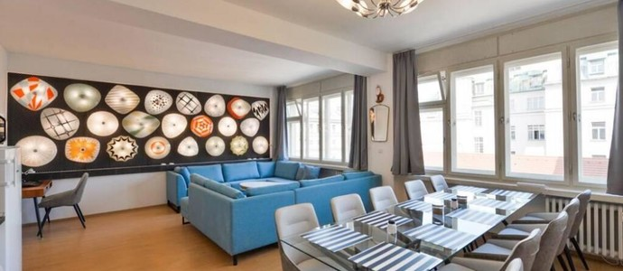 Apartmán Opletalova 9 Praha