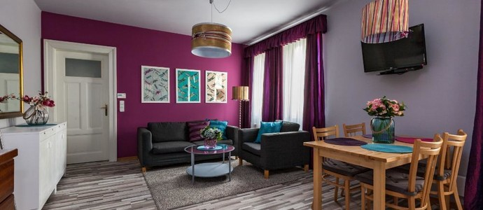 LOVELY PRAGUE APARTMENTS Praha 1137108001