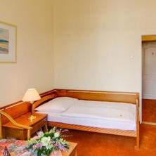Jednolůžkový pokoj - Karlovy Vary
