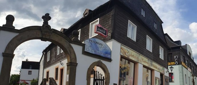 Penzion Sklář Nový Bor