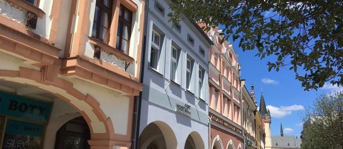 ART HOSTEL Dvůr Králové nad Labem