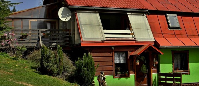 Ubytování pod Rozhlednou Velké Karlovice