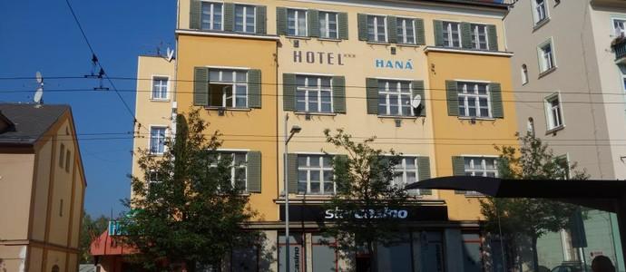 Hotel Haná Mariánské Lázně