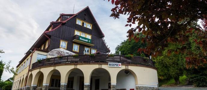 Hotel Kavka Malá Skála 1122661416