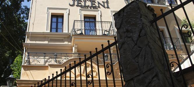 Jelení villa & spa Karlovy Vary 1140264359