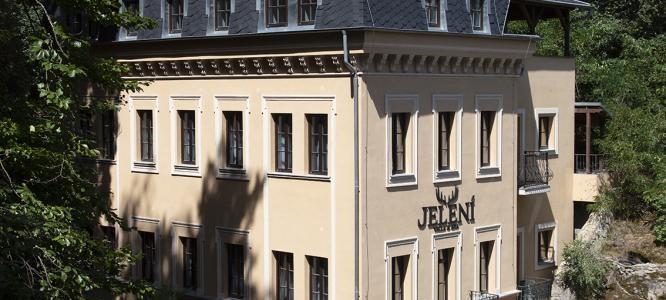 Jelení villa & spa Karlovy Vary