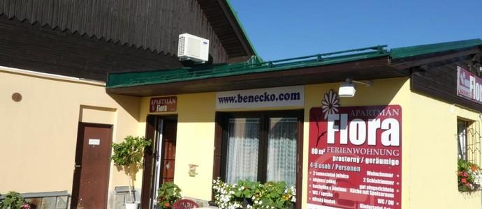 Apartmán FLORA Benecko