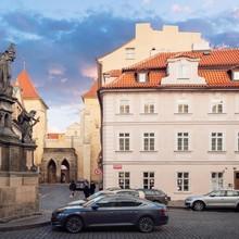 Hotel U Zlatých nůžek Praha 1129537505