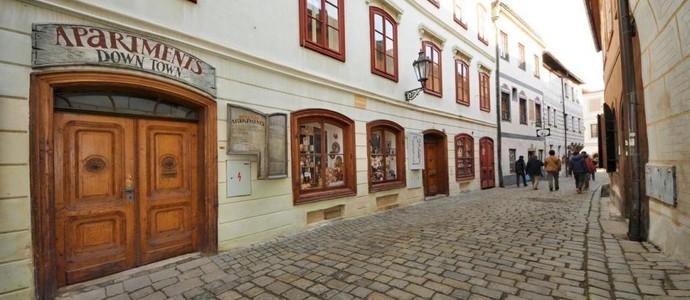 DOWNTOWN APARTMENTS Český Krumlov