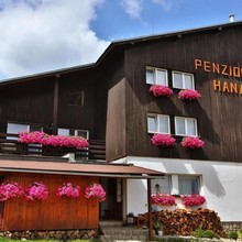 Penzion Hana Albrechtice v Jizerských horách