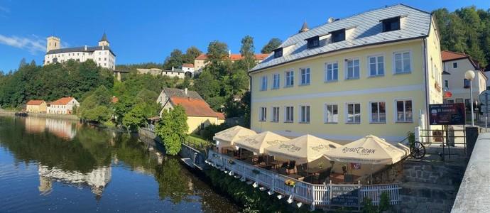 Penzion Rožmberk Inn Rožmberk nad Vltavou