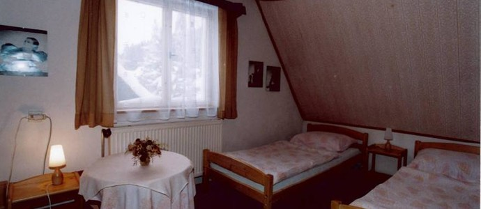 Chata Vávrová Horní Vltavice 1122254168