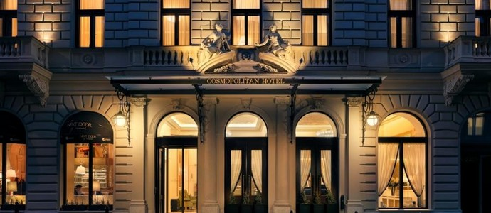 HOTEL COSMOPOLITAN Praha 1128545175