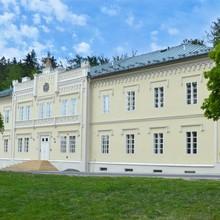 Lázeňský dům Orlík Lázně Kynžvart