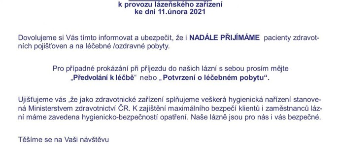 Lázeňský dům Orlík Lázně Kynžvart 1143630837